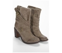 Jeffrey Campbell France Leather, Boot, grau