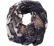 Pieces Womens Vez Tube Scarf NBLA/Crk