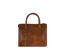 FREDsBRUDER Handtasche OMAha in Cognac