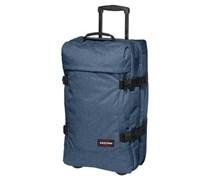 EASTPAK Authentic TRANVERZ M 2 Rollen-Reisetasche 67 cm Unisex blau Polyester