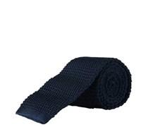 SIR OLIVER Krawatte Herren Blau uni