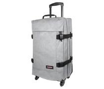 EASTPAK Trans4 M Reisetasche mit Rollen 35 cm Unisex sunday grey Polyester