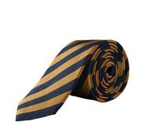 SIR OLIVER Krawatte  Blau gestreift 1size