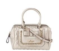 GUESS Handtasche Dolled Up Damen Silber uni