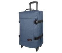 Eastpak Trans4 M Core Colors Reisetasche mit Rollen Unisex double demin Polyester