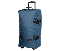 EASTPAK Authentic TRANVERZ L 2 Rollen-Reisetasche 79 cm Unisex blau Polyester