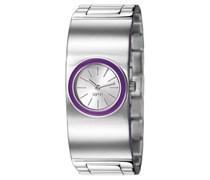 Esprit Damenuhr Mono Lucent Purple ES106242003 Damen Silber