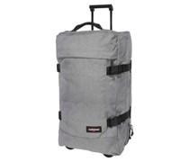 EASTPAK TRAVEL TRANVERZ Reisetasche mit Rollen 67 cm Unisex sunday grey Nylon