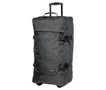 EASTPAK TRAVEL TRANVERZ Reisetasche mit Rollen 79 cm Unisex schwarz Polyester