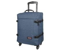 Eastpak Trans4 S Core Colors Reisetasche mit Rollen Unisex double demin Polyester