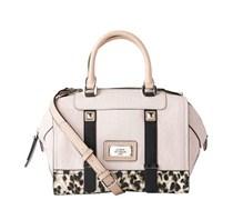GUESS Handtasche Jizelle Damen Rosa allover gemustert