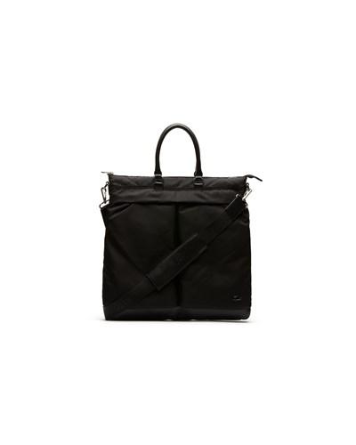 lacoste herren einkaufstasche james mit rei verschluss. Black Bedroom Furniture Sets. Home Design Ideas