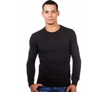MCL Pullover Rundhals slim fit