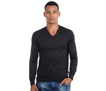 REPLAY Pullover V-Ausschnitt