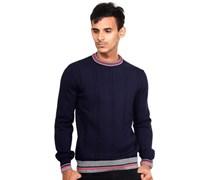 MCL Pullover Rundhals regular fit