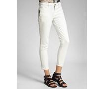 Dixon Jeans white
