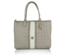 Guess Miss Social Tote Taupe Handtaschen