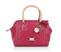 Guess Juliet Frame Satchel Scarlet Handtaschen