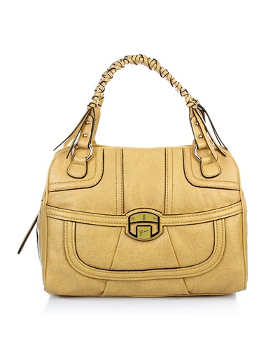 Allita Satchel Yellow