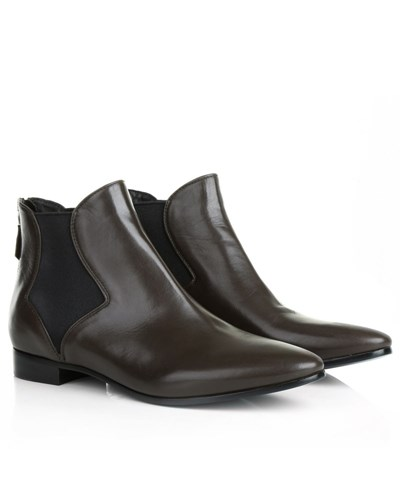 prada damen prada vitello calzature donna moro schuhe reduziert. Black Bedroom Furniture Sets. Home Design Ideas