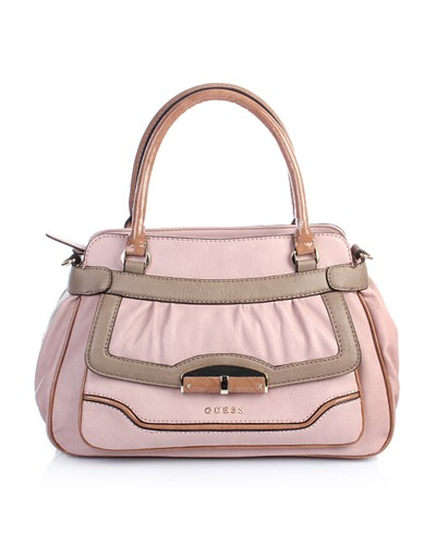 Leya Small Satchel Rose