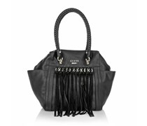 Guess Beverlywood Satchel Black Handtaschen