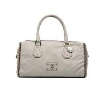 SALE - 40%. Guess - Deputy Box Satchel - Handtaschen für Taschen / weiß