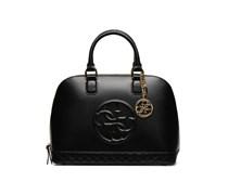 Guess - Amy Dome satchel - Handtaschen für Taschen / schwarz