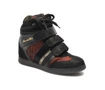 Serafini - Manhattan Leo Red - Sneaker für Damen / schwarz