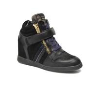 Serafini - Manhattan Lexington - Sneaker für Damen / schwarz