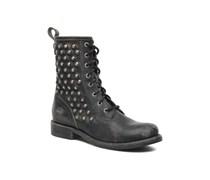 Frye - Jenna Disc Lace - Stiefeletten & Boots für Damen / schwarz