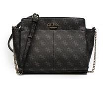 Guess - Privacy Crossbody - Handtaschen für Taschen / schwarz