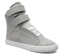 SALE - 30%. Supra - Society II w - Sneaker für Damen / grau