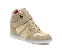 Serafini - Manhattan Caiman - Sneaker für Damen / beige