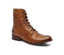 Frye - Erin Work Boot - Stiefeletten & Boots für Damen / braun
