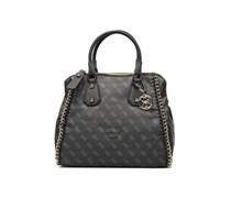 SALE - 40%. Guess - Confidential chain Retro satchel - Handtaschen für Taschen / schwarz