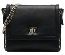 Guess - Trapeze Leather Crossover - Handtaschen für Taschen / schwarz