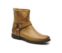 Frye - Philip Harness - Stiefeletten & Boots für Damen / braun