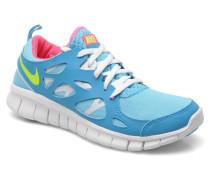 Nike - NIKE FREE RUN 2 (GS) - Sneaker für Kinder / blau