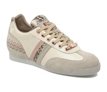 SALE - 40%. Serafini - Tribal Chic - Sneaker für Damen / beige