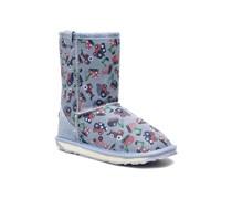 Emu Australia - WALLABY PRINTED - Stiefeletten & Boots für Kinder / blau