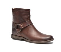 Frye - Phillip Harness W - Stiefeletten & Boots für Damen / braun