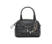 SALE - 40%. Guess - Liane Dome Satchel - Handtaschen für Taschen / schwarz