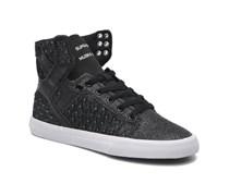 SALE - 40%. Supra - Skytop w - Sneaker für Damen / schwarz