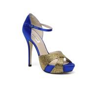 L.K. Bennett - JANNA - Sandalen für Damen / blau