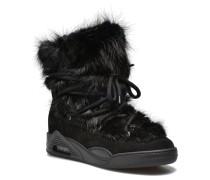 Serafini - Moon Fur - Stiefeletten & Boots für Damen / schwarz