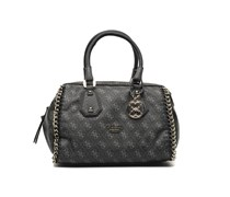 SALE - 40%. Guess - Confidential chain S Frame satchel - Handtaschen für Taschen / schwarz