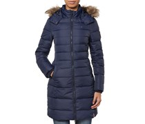 HILFIGER DENIM Maria Down Coat Mantel Dunkelblau