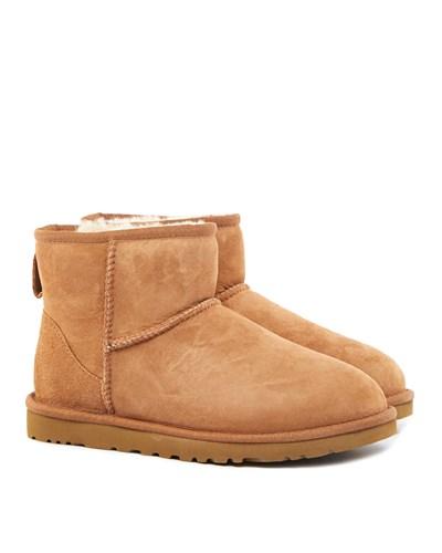 ugg australia damen ugg classic mini boots braun 6 reduziert. Black Bedroom Furniture Sets. Home Design Ideas