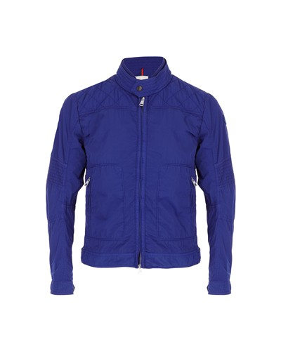 Jacke Blau 